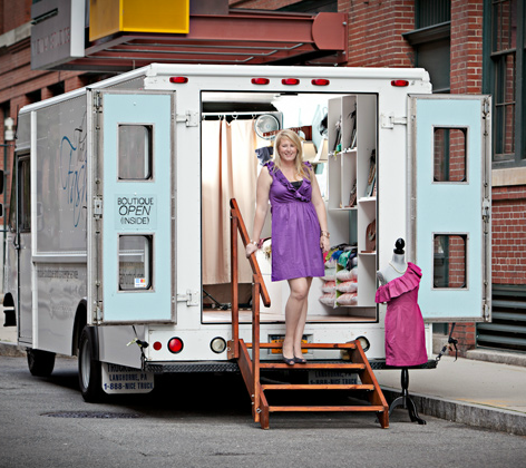 The Fashion Truck Mobile Boutique