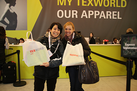 Apparelsourcing and Texworld