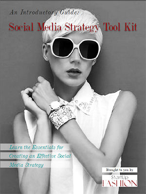 StartUp FASHION Social Media Strategy Template