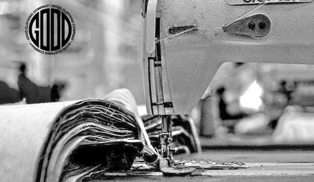 Good Clothing Company sewing machine