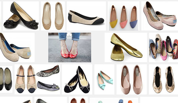 fashion archives ballet flats