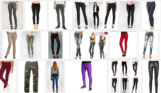 Fashion Archives: A Look at the History of Skinny Jeans