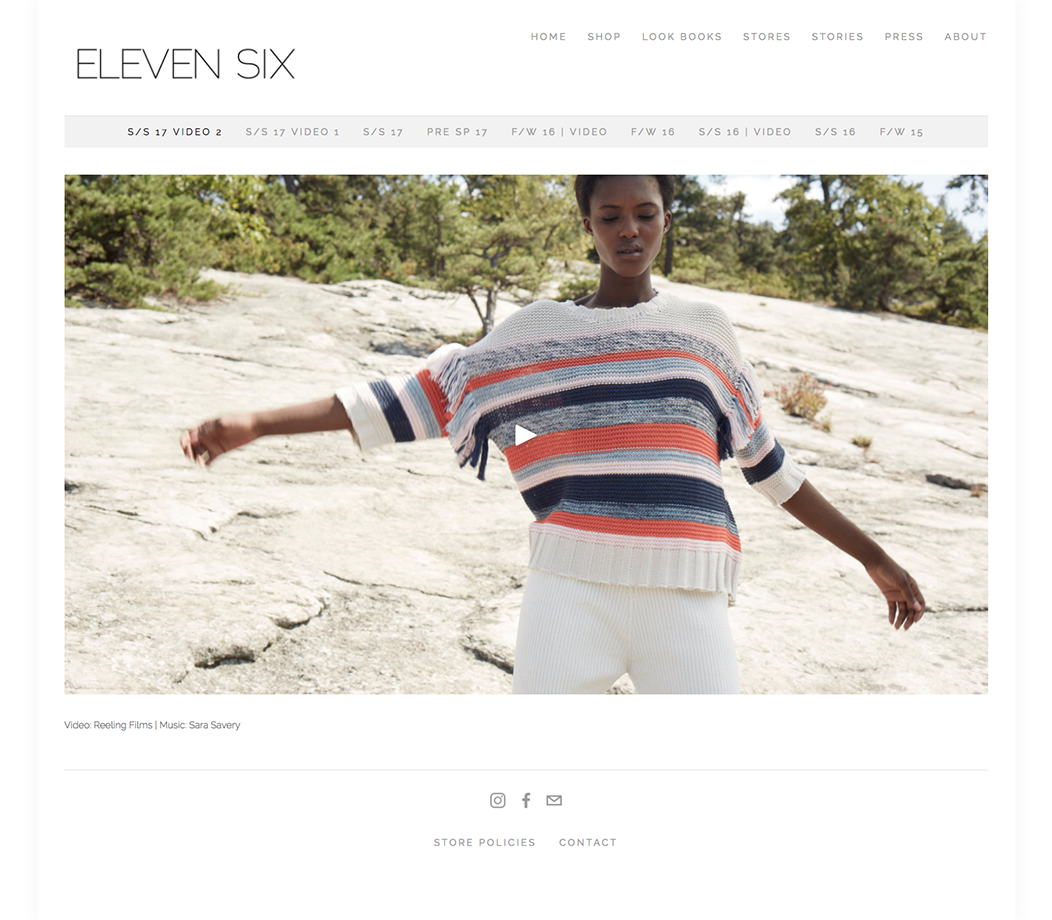 ElevenSix FASHION BRAND